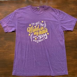 Tangled Ever After Tee